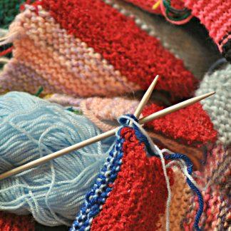 Schal selber stricken - Zu jedem Outfit den passenden Schal